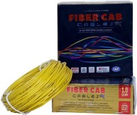 Happy Selling PVC 1 sq/mm Yellow 45 m Wire(Yellow)