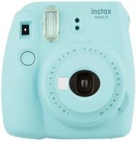 FUJIFILM Instax Mini 9 PLUS ICE BLUE MINI 9 PLUS Instant Camera(Blue)