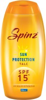 Spinz Sun Protection Talc with SPF 15(12 g)