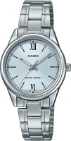 Casio A1677 Enticer Lady's ( LTP-V005D-2B3UDF ) Analog Watch  - For Women