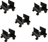 ROQ Set of 5 Easy Movable CPU Holder(Carbon Steel)