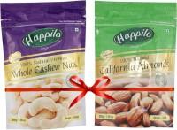 Happilo 100% Natural Cashews, Almonds(400 g)