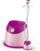 Philips Easy Touch Plus GC514/40 Garment Steamer 1600 W Garment Steamer(Pink)