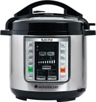 Wonderchef Nutri Pot Electric Pressure Cooker(3 L, Black & Silver)