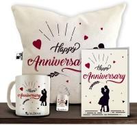 alDivo Mug, Cushion, Greeting Card, Keychain Gift Set
