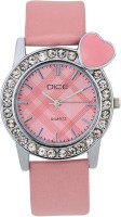 DICE HBTP-M171-9711 Heartbeat Analog Watch For Girls