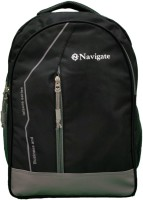 NAVIGATE NAVi b&l black Laptop Bag(Black)