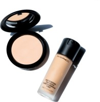 M.A.C compact & foundation(Set of 2)