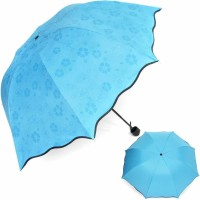 GLNEM The high-quality fabric, strong handle and large cover, all of these make this umbrella very suit for you to use to keep out wind and rain. With the gorgeous colors, it brings much funny and happy in the rain days. What's more, the design of folding, compact style and constructed manual open t