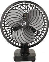 HM Wall Cum Table Fan || with Powerful High 3 Speed Motor 9 inch 225 mm 3 Blade Table Fan(BLACK, Pack of 1)
