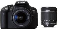 Canon 4235635465 DSLR Camera EOS 700D 18MP Digital SLR Camera (Black) with 18-55 STM Lens, 8GB SD Card(Black)