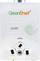 Greenchef 6 L Gas Water Geyser (Electric Geyser, White)
