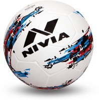 NIVIA Storm Football - Size: 5(Pack of 1, Multicolor)