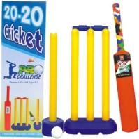 shubhcollection 20-20 Kids Cricket Set Cricket Kit Cricket Kit Bat Size: 3 Cricket Kit