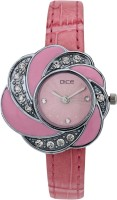 DICE FLRP-M140-6558 Flora Analog Watch For Girls