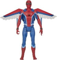 Marvel Far From Home Spider Man Glider Gear Action figure 6 Inches(Red, White, Blue)