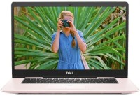 Dell Inspiron 15 7000 Core i7 8th Gen - (8 GB/1 TB HDD/128 GB SSD/Windows 10/4 GB Graphics) Inspiron 7570 Laptop(15.6 inch, Rose Gold, With MS Office)