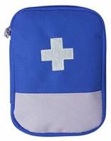 Luxula First Aid Kit Travel Medicine Storage Bag (Blue) First Aid Kit(Vehicle)