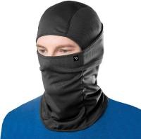 ryddr Black Bike Face Mask for Men & Women(Size: Free,  Balaclava)
