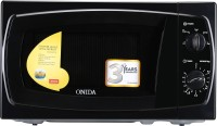 Onida 20 L Solo Microwave Oven(MO20SMP15B, Black)