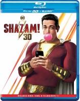 Shazam! (Blu-ray 3D & Blu-ray) (2-Disc)(3D Blu-ray English)