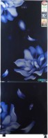 View Haier 200 L Frost Free Double Door 3 Star Refrigerator(Blue, HRB-2764PSG-E)  Price Online