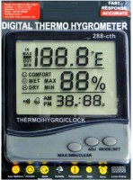 HTC 288-CTH Comfort Index Display Hygrometer Digital Humidity Meter Tester Thermometer(Black)