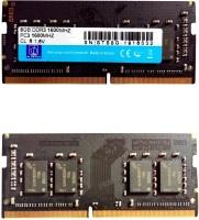 Odion Ultra Speed Series DDR3 8 GB (Single Channel) Laptop SDRAM (DDR3 8GB 160MHZ Laptop RAM)(Black)