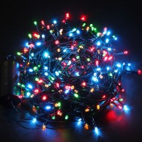 METTSTONE 310 inch Multicolor Rice Lights(Pack of 1)