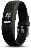 GARMIN fit 4 Fitness Tracking Watch(Black Strap, Size : Free Size)