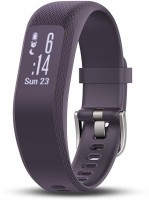GARMIN Vivosmart 3, Purple, S/M(Black Strap, Size : Free Size)