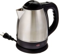 Bluebells India ™1.8L Cordless Electric Kettle Stainless Steel with Automatic Shutoff Electric Kettle(1.7 L, Silver)