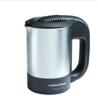 Morphy Richards Voyager - 200 Electric Kettle(0.5 L, Stainless Stell Colour)