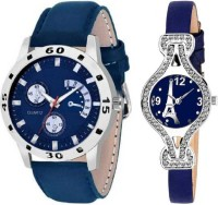 Cameron 96127-New Stylish Beloved Couple Watches for Men and Women Analog Watch - For Couple Analog Watch  - For Men & Women