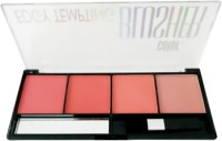 S.f.r Color Edgy Tempting Blusher(MultiColor)