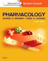 Pharmacology E-Book(English, Electronic book text, PhD Brenner George M)