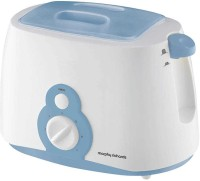 Morphy Richards AT-202 800 W Pop Up Toaster(White)