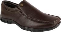 Bata Corporate Casuals For Men(Brown)