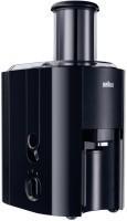 Braun BR-J300 800 Juicer (1 Jar, Black)