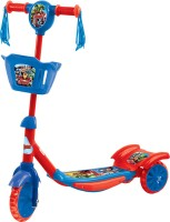 Avengers 3 Wheel Scooter with Flashing Light(Red, Blue)