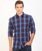 FAME FOREVER by Lifestyle Men Checkered Casual Multicolor Shirt