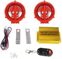 Skynex Two-way Bike Alarm Kit(Siren 150 dB)