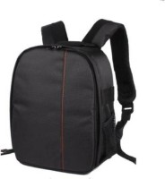 SHOPEE Camera Bag Camera Backpack Waterproof Fabric, Anyprize Camera, Lens,  Camera Bag(Orange)