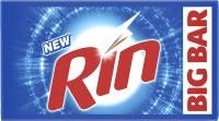 Rin Detergent Bar(1000 g, Pack of 4)