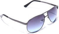 EYEMYEYE Aviator Sunglasses(For Men & Women, Blue)
