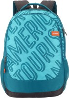 American Tourister POPIN CASUAL BACKPACK 01 -TEAL 31 L Backpack(Blue)