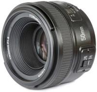 Yongnuo YN 50mm f/1.8 for Nikon F  Lens(Black, 50)
