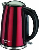 Morphy Richards Fla_mio Electric Kettle(1.7 L, Red, Black)