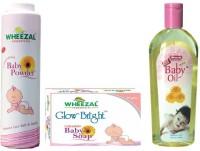 WHEEZAL BABY ESSENTIAL COMBO(White)
