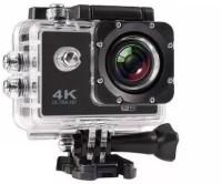 techobucks 4K Action Camera Wi-Fi 16MP Full HD 1080P Waterproof Cam SM-112 Sports & Action Camera(Black)